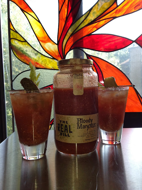 """""""The Real Dill"""" Bloody Mary"""